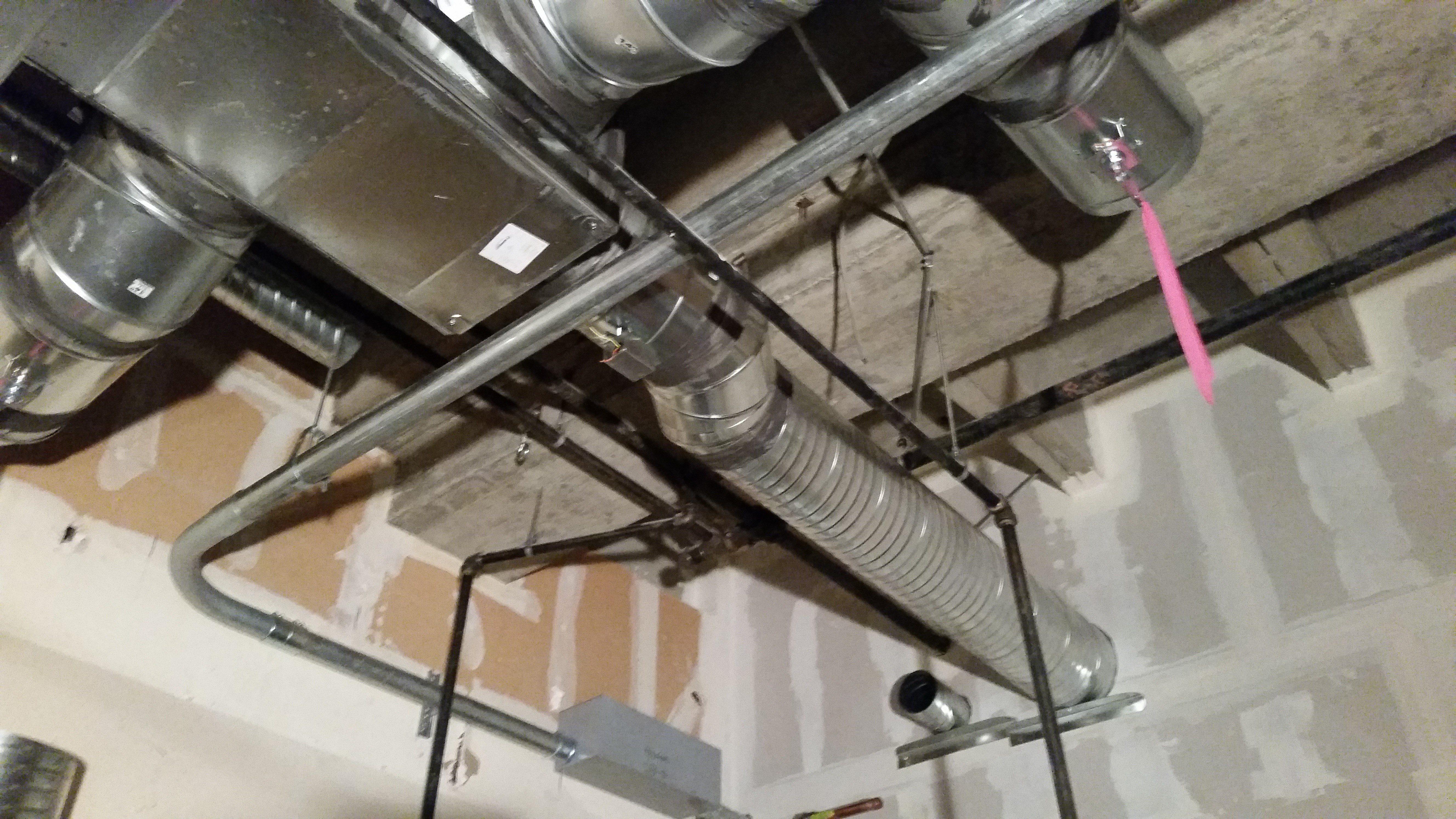 HVAC pic - San Francisco HVAC Construction