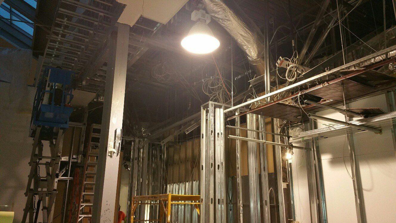Hollister Roseville Project Buffalo S Mechanical Inc